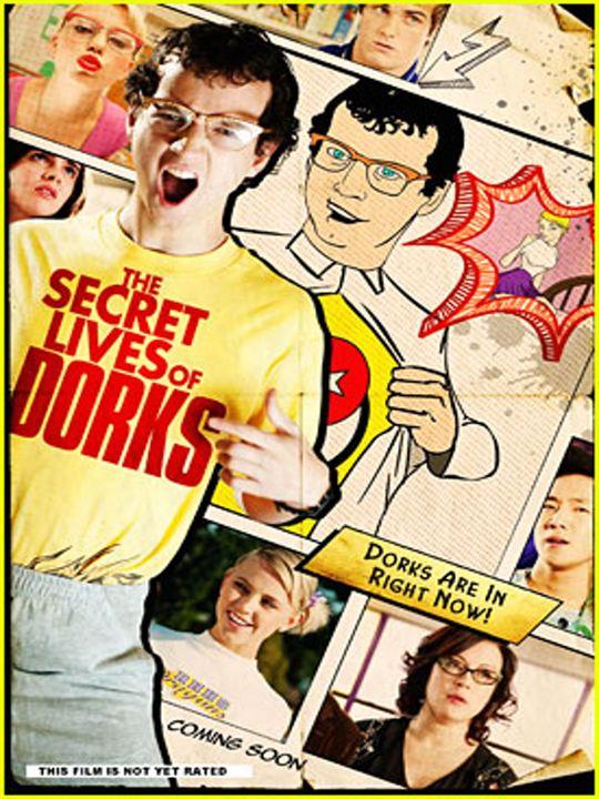 The Secret Lives of Dorks : Kinoposter