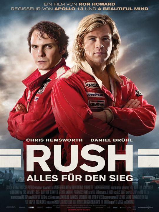 Rush - Alles für den Sieg : Kinoposter