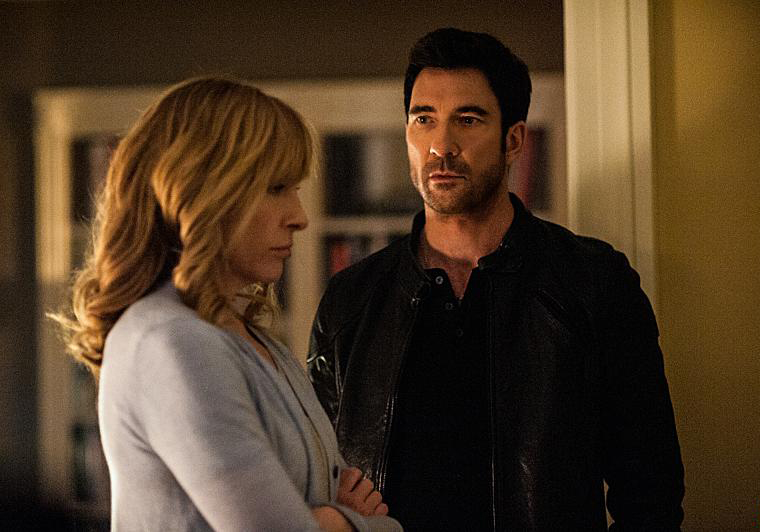 Bild Dylan McDermott, Toni Collette