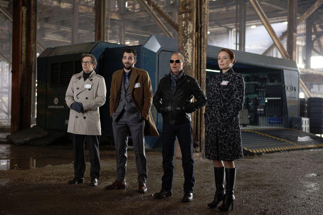 RoboCop : Bild Jackie Earle Haley, Jay Baruchel, Jennifer Ehle, Michael Keaton