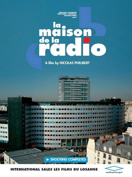 La Maison de la radio : Kinoposter