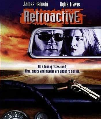 Retroactive - Gefangene der Zeit : Kinoposter