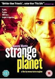 Strange Planet : Kinoposter
