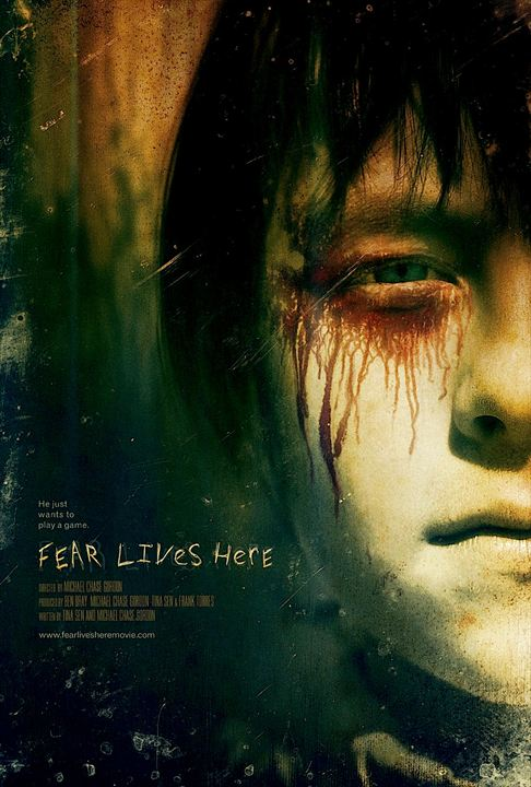 Fear Lives Here : Kinoposter