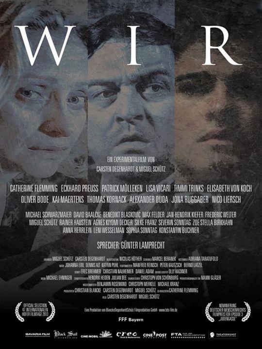 Wir : Kinoposter