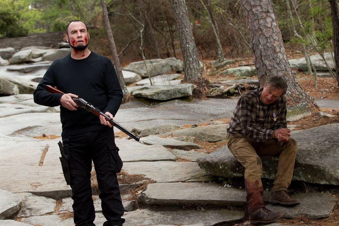 Killing Season Bild John Travolta Robert De Niro