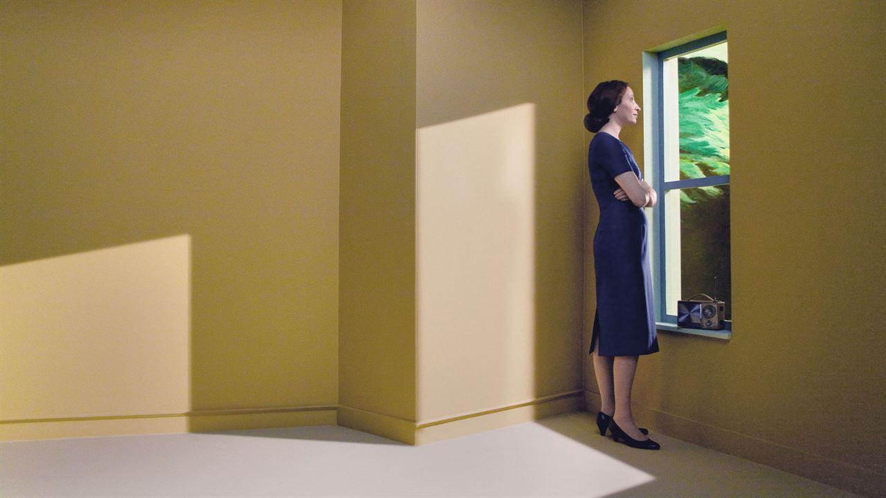 Edward Hopper Painting Room