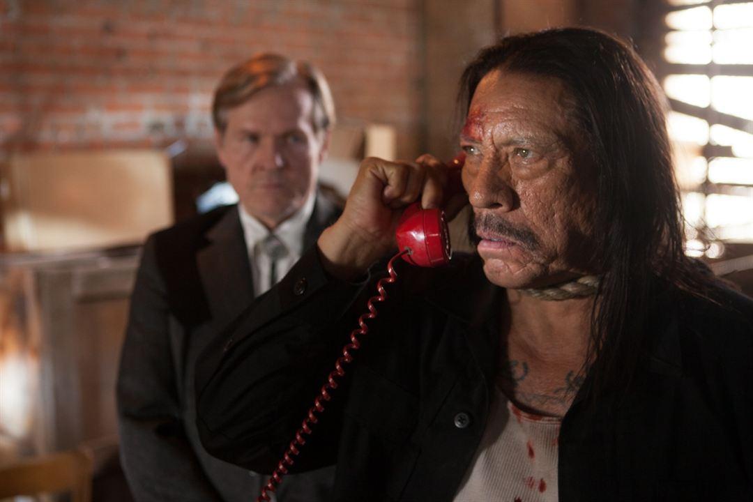 Machete 2: Machete Kills : Bild Danny Trejo, William Sadler