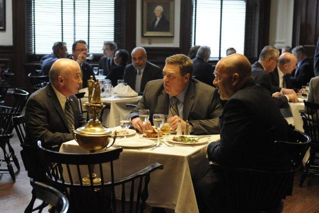 Bild Clark Johnson, John Goodman, Matt Malloy