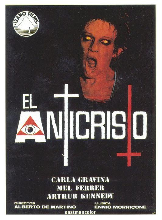 Der Antichrist - Das Original : Kinoposter