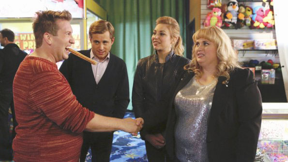 Bild Kate Jenkinson, Kevin Bishop, Nate Torrence, Rebel Wilson