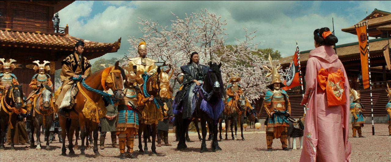 47 Ronin : Bild Cary-Hiroyuki Tagawa, Kô Shibasaki, Tadanobu Asano, Tanroh Ishida