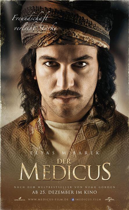 Der Medicus : Kinoposter Elyas M'Barek