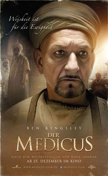 Der Medicus : Kinoposter