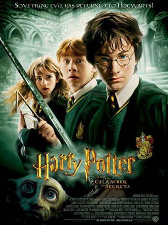 Harry Potter und die Kammer des Schreckens : Kinoposter