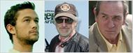 "Tommy Lee Jones und Joseph Gordon-Levitt in Steven Spielbergs ""Lincoln"""