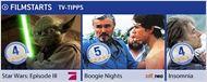 Die FILMSTARTS-TV-Tipps (2. bis 8. März)