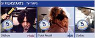 Die FILMSTARTS-TV-Tipps (9. bis 15. März)