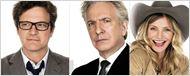 """Neues """"Gambit""""-Poster: Betrüger-Pärchen Cameron Diaz und Colin Firth im coolen Retro-Look"""