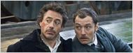 """Jude Law macht Hoffnung: """"Ein dritter """"Sherlock Holmes""""-Film mit Robert Downey Jr. wird kommen!"""