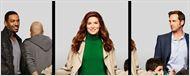 """""""Will & Grace""""-Star Debra Messing startet ihre Ermittlungen als """"Detective Laura Diamond"""" auf Sat.1"""