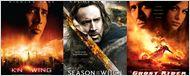Explosiv: 16 Filmposter, auf denen Nicolas Cage mit dem Feuer spielt