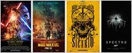 Die 25 besten Filmposter 2015