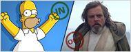 Die INs & OUTs der Woche der FILMSTARTS-Redaktion: Homer Simpson und Mark Hamills Bart