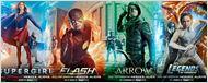 Supergirl, The Flash, Arrow und Co. gegen Aliens: Neue, lange Trailer zum heute startenden großen Crossover der DC-Superhelden-Serien