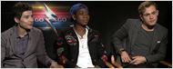 """""""Ich war in den pinken Ranger verliebt"""": Das FILMSTARTS-Interview mit den """"Power Rangers"""" Becky G, Naomi Scott, Dacre Montgomery, Ludi Lin & RJ Cyler"""
