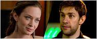 """""""A Quiet Place"""": John Krasinski inszeniert von Michael Bay produzierten Horror-Thriller mit seiner Frau Emily Blunt"""
