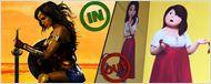 Die INs & OUTs der Woche mit Wonder Womans DC-Rettung und dem vermeintlich hässlichen Schneewittchen