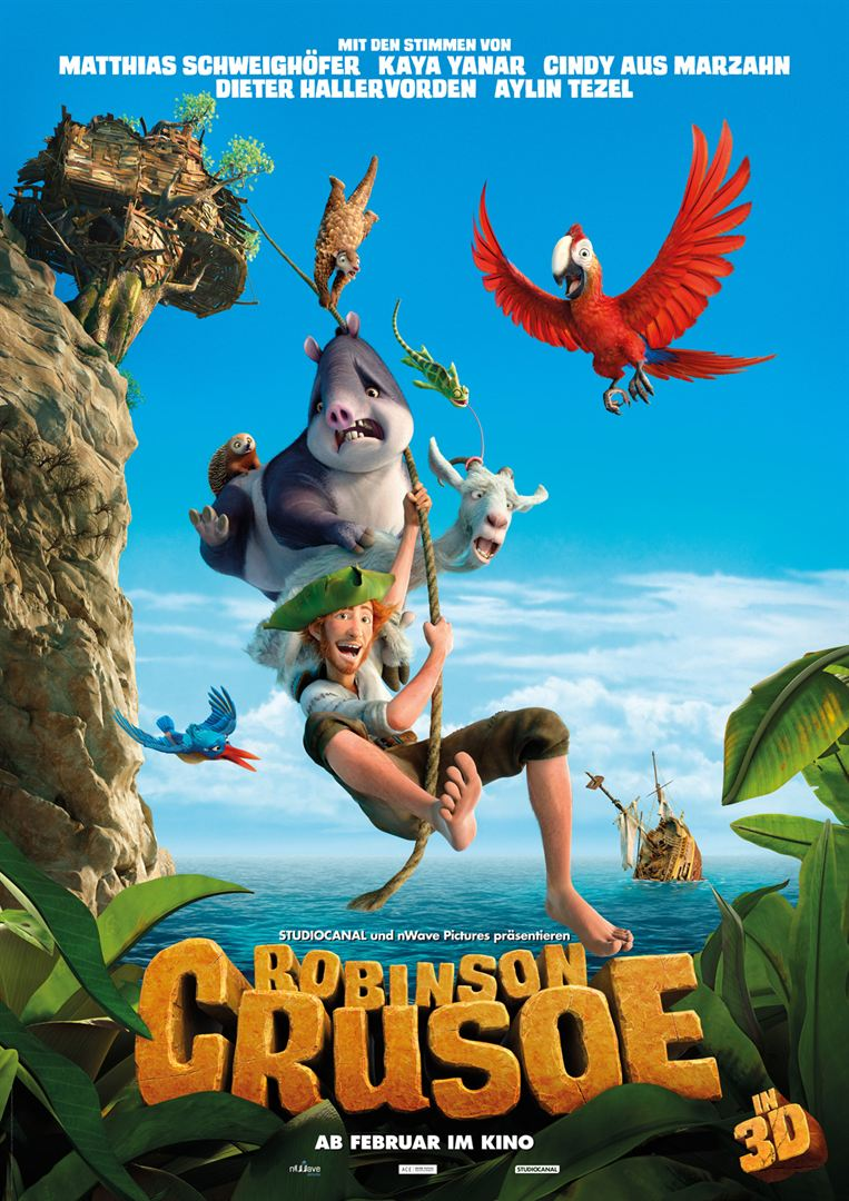 Robinson Crusoe streaming online in top qulität