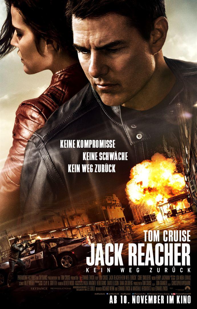 Jack Reacher 2: Kein Weg zurück