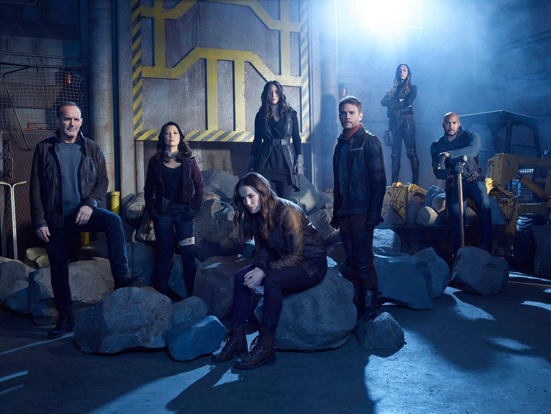 Agents Of Shield Staffel 1
