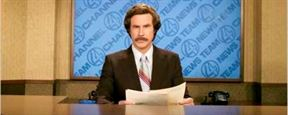 &quot;Anchorman 2&quot;: Neuer Teaser mit Will Ferrell, Steve Carell, Paul Rudd und Vince Vaughn