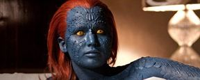 """X-Men: Days of Future Past"": Erste Bilder von Jennifer Lawrence als sexy Gestaltwandlerin Mystique und Peter Dinklage"