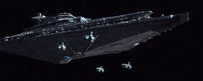"""Eindrucksvoll: """"Star Wars""""-Fan baut anderthalb Meter langen Sternenzerstörer aus LEGO-Steinen"""