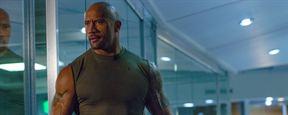 """Ein ganz neuer Hobbs: Erstes Bild von Dwayne Johnson in """"Fast & Furious 8"""""""