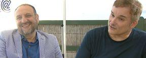 """""""Und plötzlich hatten wir einen Film - nach 13 Jahren Wartezeit"""": Das FILMSTARTS-Interview zu """"The Nice Guys"""" mit Regisseur Shane Black und Produzent Joel Silver"""