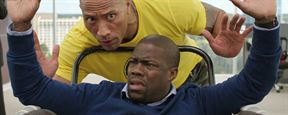 "Dwayne Johnson rettet Kevin Harts Hintern: Neuer deutscher Trailer zur Action-Komödie ""Central Intelligence"""