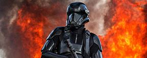 """Rogue One: A Star Wars Story"": Neue Bilder mit Felicity Jones, Donnie Yen und einem Deathtrooper"