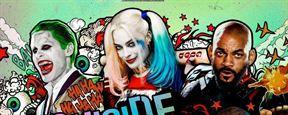 """""""Suicide Squad"""": Laufzeit und neue kunterbunte Poster zum DC-Actioner"""