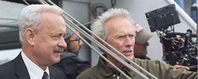"""""""Sully"""": Neues Bild von Tom Hanks als heldenhafter Pilot im Flug-Drama von Clint Eastwood"""