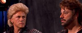 Lustiges Video: Christoph Waltz und Jimmy Kimmel sprechen als Siegfried und Roy vor