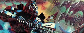 """Eine Kindergruppe auf der Flucht im neuen Video zu """"Transformers 5: The Last Knight"""""""