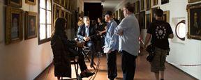"""FILMSTARTS am Set von """"Inferno"""": Das große Interview mit Regisseur Ron Howard und Bestsellerautor Dan Brown"""