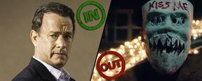 Die INs & OUTs der Woche mit Tom Hanks und einem unschönen Hollywood-Trend