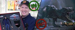 Die INs & OUTs der Woche mit dem verdienten Lohn für Kevin Feige und gurrenden Dinosauriern
