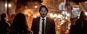"""Neue Bilder aus """"John Wick: Kapitel 2"""" mit Keanu Reeves, Riccardo Scamarcio und Ruby Rose"""